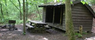 Matts Creek Shelter